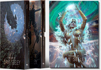 THE ART OF DAVE SEELEY - Signed Slipcased Edition - Two Variants