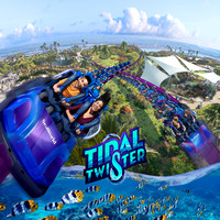 Seaworld Tidal Twister - Cannonball Agency