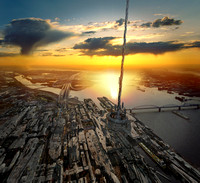 Brazil Space Elevator - Popular Science Magazine
