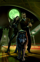 Wolf In Shadow - Baen Books - John Lambshead