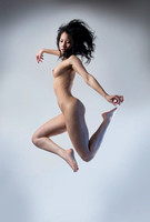 Thuy Leaping