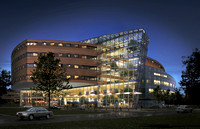University of Michigan Medical Center - Shepley Bullfinch Richardson and Abbott