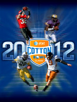 2012 Cotton Bowl - Torch Creative