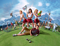 Coors Light & Maxim Magazine Golf Event - FCB Toronto/Coors/Molsen