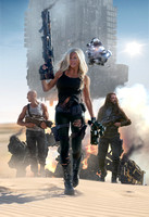 Rogue Warrior - Robot Fighter - Tracey Birdsall