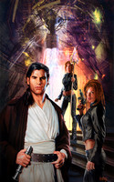 Star Wars Blood Oath - Done for the novel by Del Rey Books / Lucasfilm - Elaine Cunningham