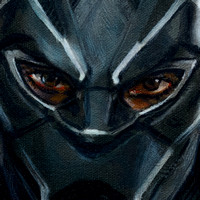 Black Panther - Detail