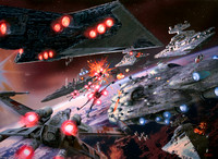 StarWars Galactic Conquest - WotC / Lucasfilm