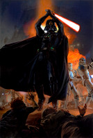 Star Wars:  Vader And The 501st - Del Rey - Lucasfilm