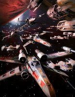 Star Wars X-Wings - WotC / Lucasfilm