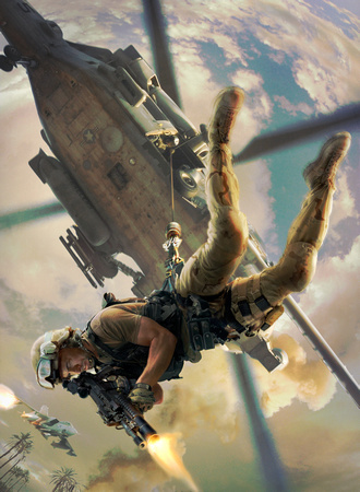 American Warriors:  Airborne