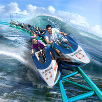 Seaworld Wave Breaker - Cannonball Agency