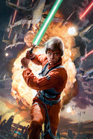 Star Wars: Rogue Leader - Del Rey / Lucasfilm - Matthew Stover