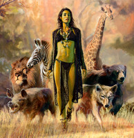 The Goddess Animalia - Insight Editions